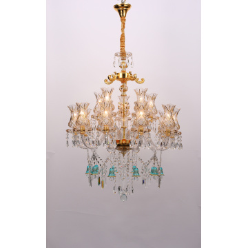 Modern Luxurious Hotel Decoration K9 Crystal Chandelier