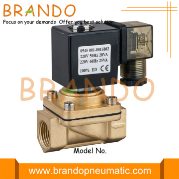 3/8'' PU220 Series Pilot Operated Diaphragm Solenoid Valve