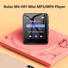 RUIZU M4 Bluetooth MP4 Player Mini 1.8 inch Full Touch Screen FM Radio Recording E-book Music Video Player Built-in Speaker