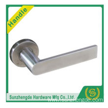 SZD STLH-005 America Popular Sus304 Mortise Stainless Steel Lever Handle For Gate