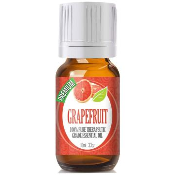 OEM Grapefruit Essential Oil Mood Energizer 10ml - 100% Pure Natural Therapeutic Grade Grapefruit Oil Essential Oils
