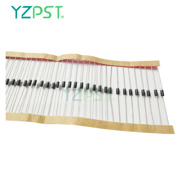 Single phase plastic silicon diode 60Hz