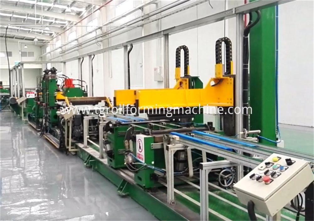 Refrigerator Panel Metal Forming Machine