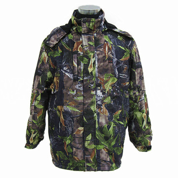 Battery Heated Camo 3 in 1 Hunting Jacket