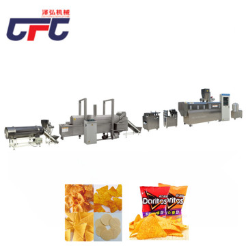 triangle molding production line
