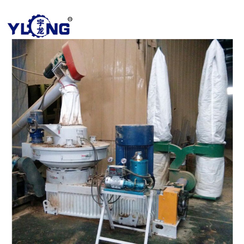 Mud Pellet Making Machine