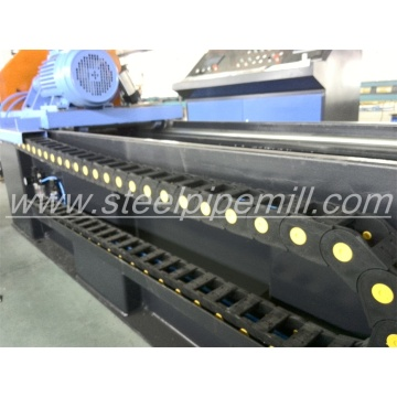Retangulor steel pipe line