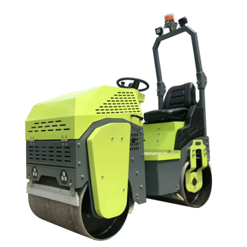 new type mini hydraulic vibration road roller
