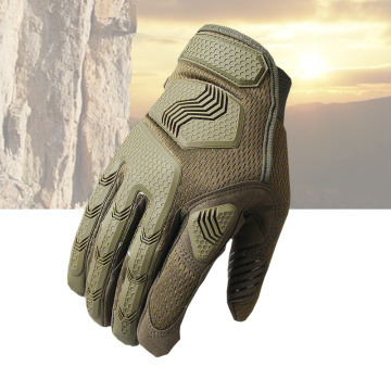 Tactical Full Finger Gloves Military Combat Camouflage Glove Airsoft Paintball Soldier Shooting Motocross Bicycle Mittens