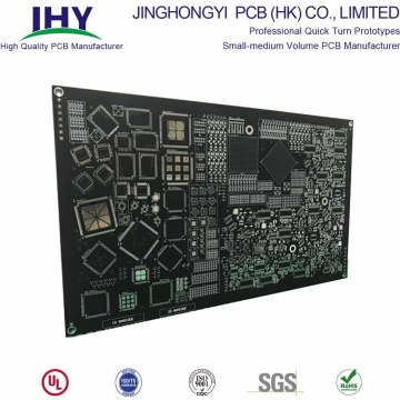 10 Layer FR-4 Shengyi Multilayer BGA PCB