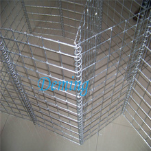Army used Galvanized Defence Hesco Barrier