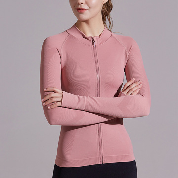 Fitness Wear Jacket Only Top One Piece