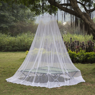 Circular Groundless No Door outdoor mosquito net