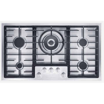 Miele Gas Hobs UK 5バーナー