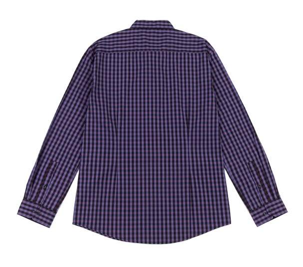 Men's Plaid Woven Shirts