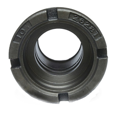 CNC Machined Steel Hydraulic Cylinder Retainer