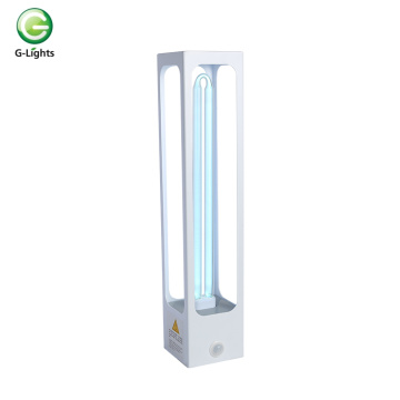 99.99% high efficient uvc ozone sterilization lamp