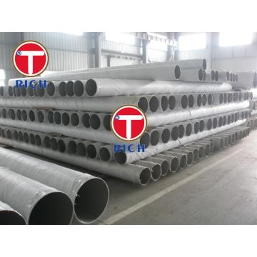 Longitudinal Welded Carbon Steel Water Pipe