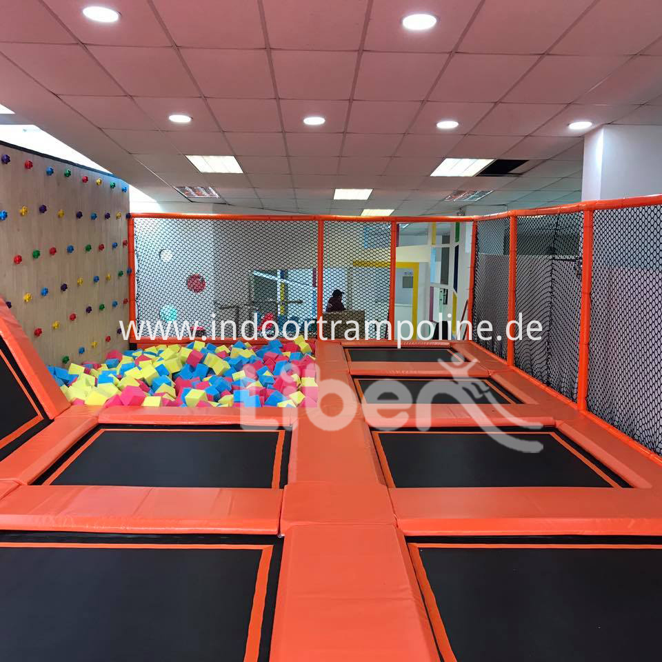 indoor trampoline small