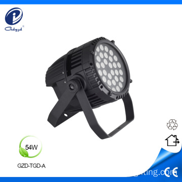 54W aluminum Led outdoor projector lights