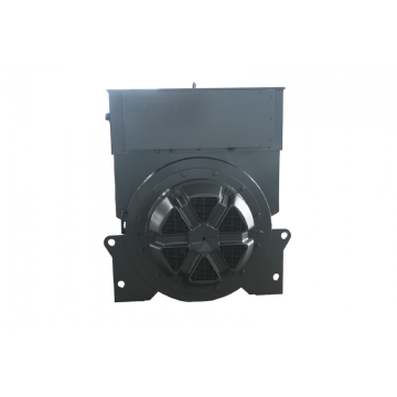 10.5kV High Voltage Double Bearing Industrial Alternator