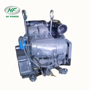 deutz air cooled 2 cylinder diesel engine f2l912