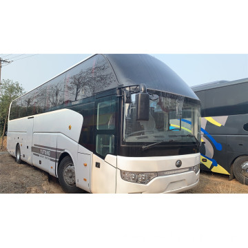 Yutong 51 seats used coach bus