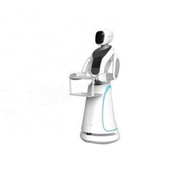 Automatic Robot Waiter Advantageous For Restaurant