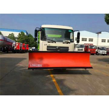 Brand New HOT Sale Dongfeng snow sweeper truck
