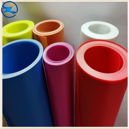Packaging Rigid Pvc plastic