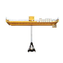 Heavy Duty 25ton Grab Double Girder Overhead Crane