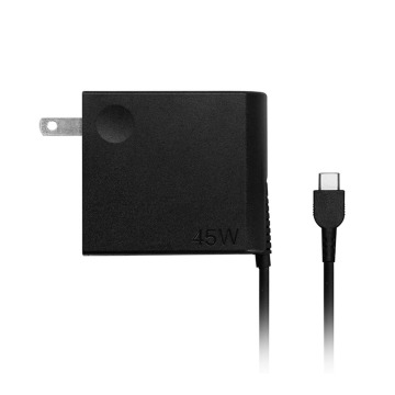 Type-C Wall Plug-in Adapter 45W LENOVO Power Charger