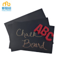 Rectangle Chalkboard Custom Square Shaped Chalkboard Pricing
