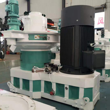 High Quality Vertical Ring Die Wood Pellet Mill