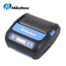 Milestone Thermal Printer Label Receipt Printer 80mm Portable Mini Mobile Printer Bluetooth Label Maker Support POS Android IOS