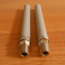 Sintered Stainless Steel Fly Ash Filter Elements