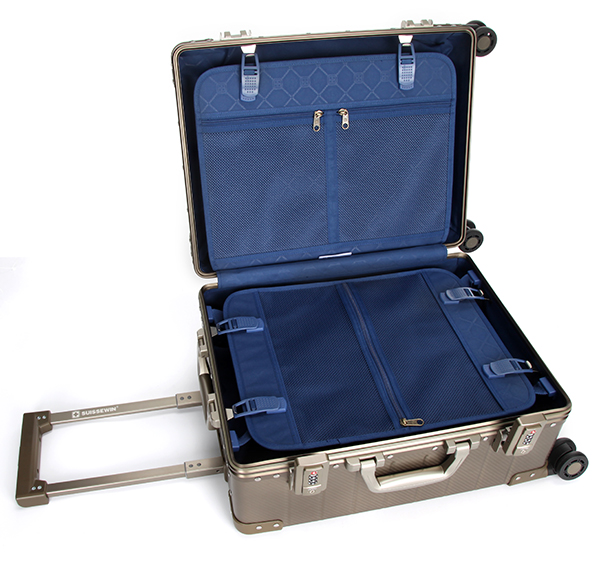 Durable Shell Luggage