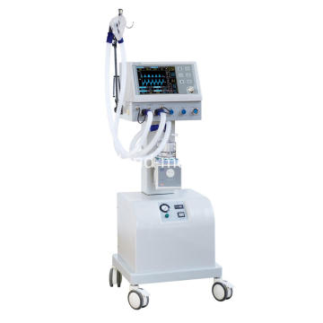 Isibhedlela ICU Ventilator Medical Breathing Equipment Ne-Air Compressor