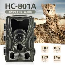 HC801A Hunting Camera 16MP Trail Camera Night Vision forest waterproof Wildlife Camera photo traps Camera Chasse Scouts