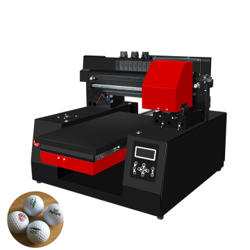 A3 flatbed uv golfboldprinter