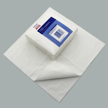 White Paper Table Napkins