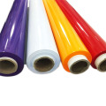 Colored Plastic Sheet Rigid PVC Film