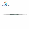 10pcs MKA-14103 Tone Leads Glass N/O SPST Reed Switch 10-15AT 2 x 14mm A