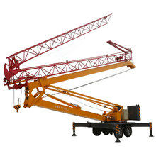2.5 ton QTK25 quick erected tower crane