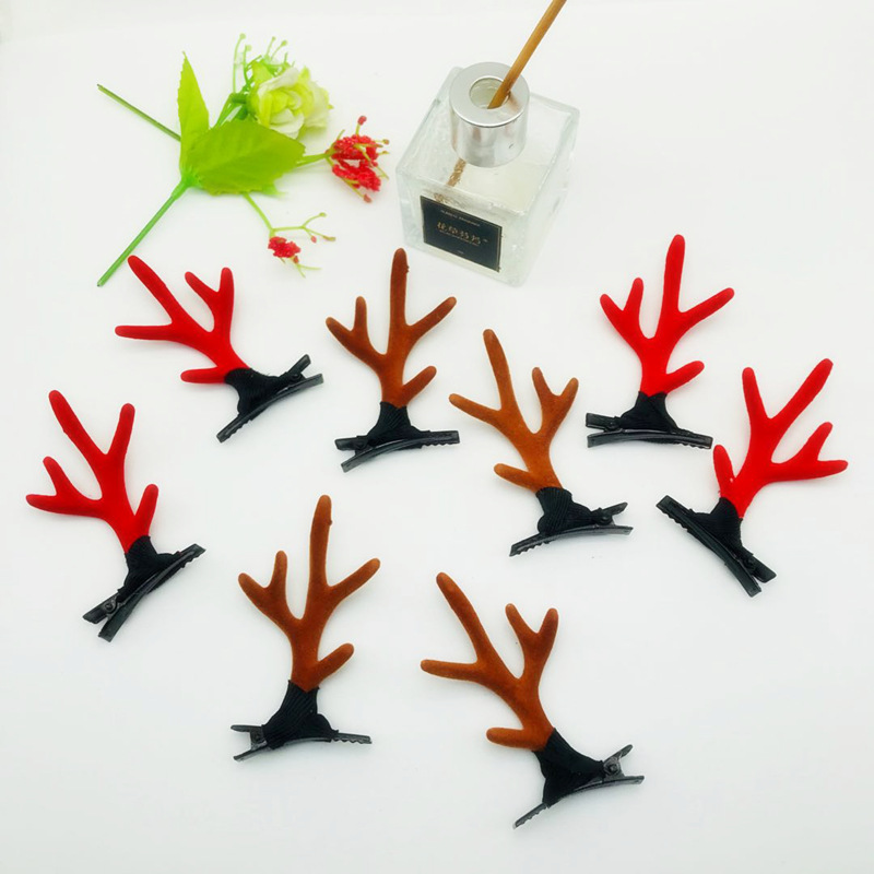Christmas decoration hairpin headband buckle for adult children (5)