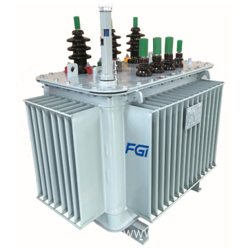 High Reliability Oil Type Transformers