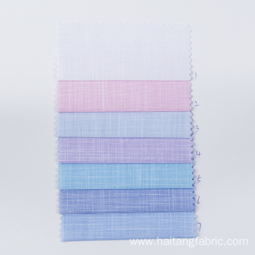 Check Cotton fabric Microfiber Fabric Moisture Ventilate