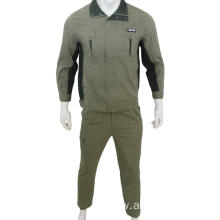 Mens work security workwear uniforms shirts and pants