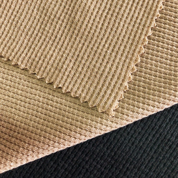 Knitting Cotton Polyester Fashion Garments Material Fabrics