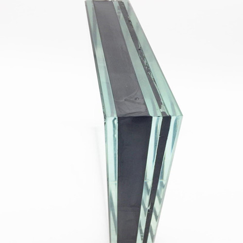 Tinted Triple Insulated Glass For Curtain Wall